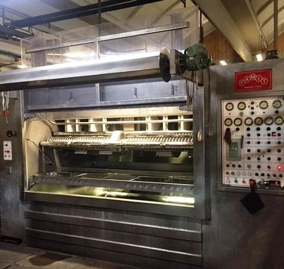 Used SCOURING & MILLING FAMIT  F4SOFT