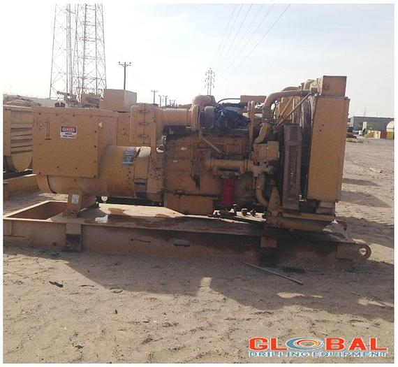 Used Item 0667 : Caterpillar SR-4 Generator Set w/ 3406 Engine