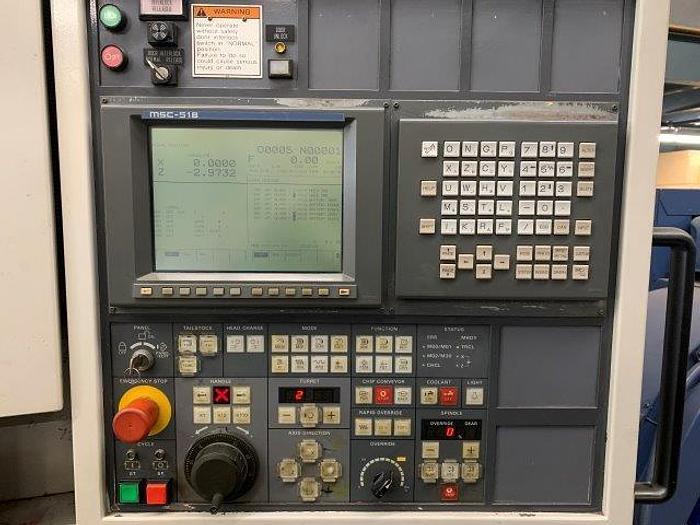 """No. SL-300, MORI SEIKI, MSC-518, 12"""" CHUCK, 40 HP [5512]"""