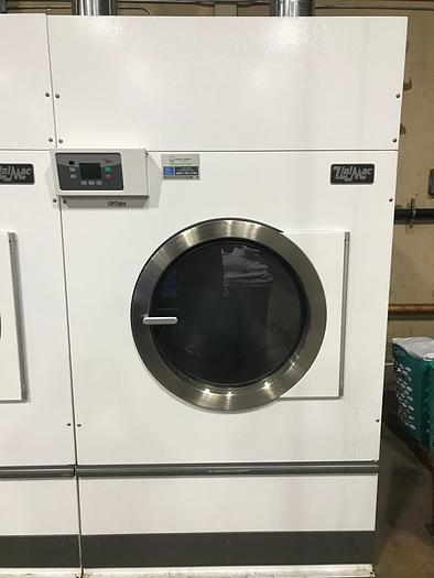 Used 2018 UNIMAC 200LB GAS DRYER