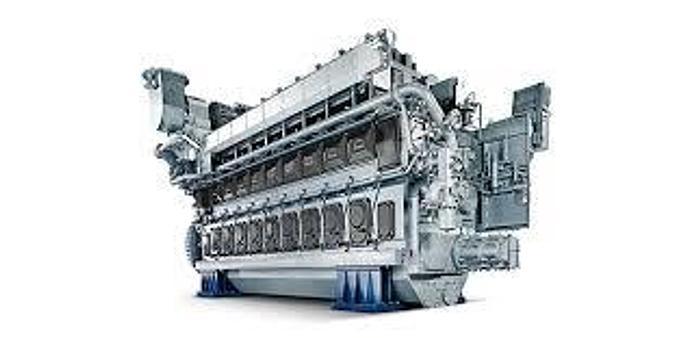 8.75 MW 2018 New MAN 18V32/40 HFO Generator