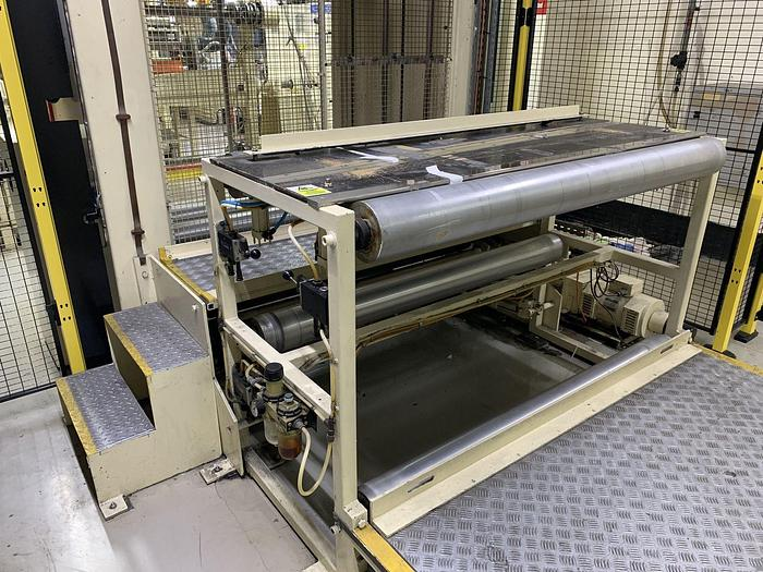 1987 SPOONER Double Sided Coater