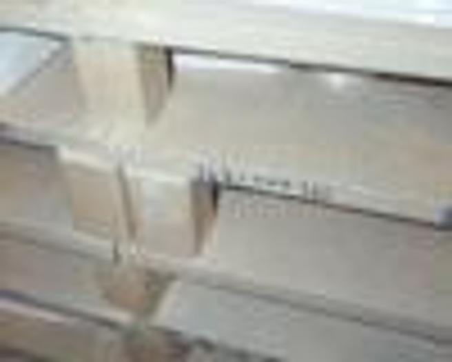 Used STOCK OF REFRACTORY SLABS