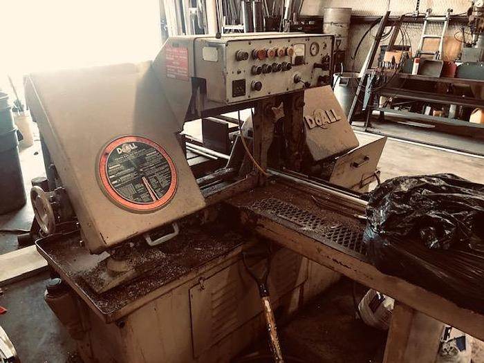 Doall  C-80 Automatic Horizontal Bandsaw