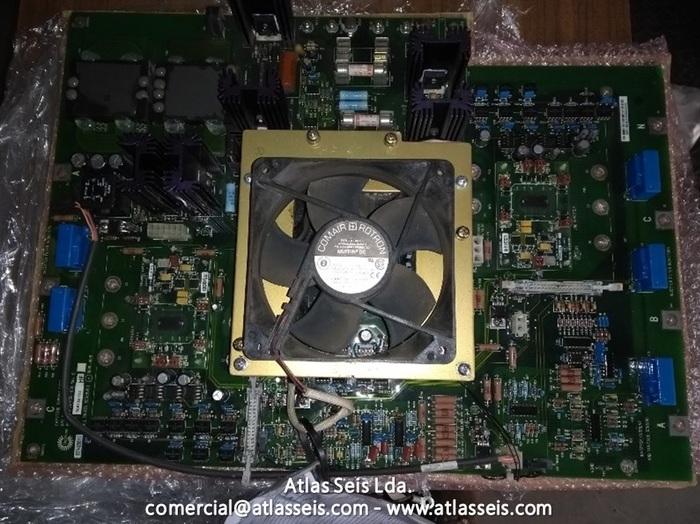 Used Capstone Turbine DPC Power Board for C30 Microturbine (P/N 509138-030)