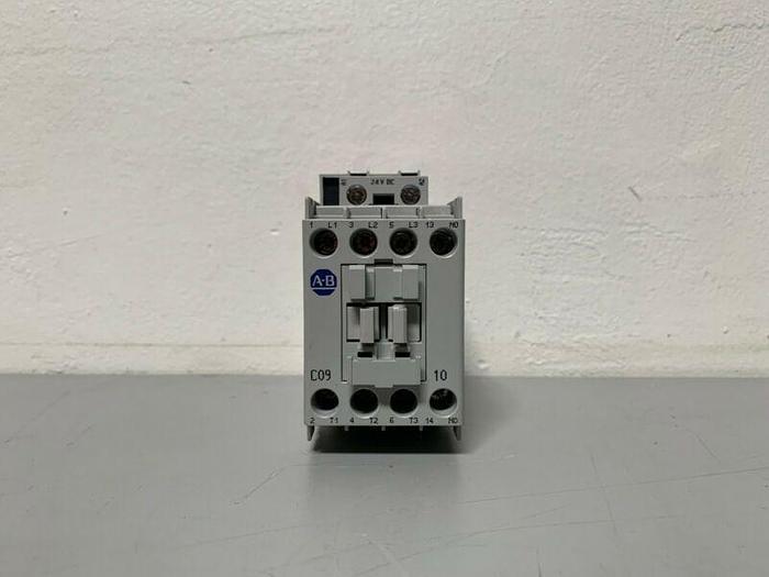 Used Allen Bradley 100-C09Z*10 Series A IEC Contactor 690V & 32A