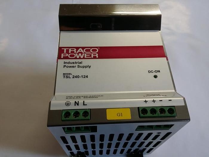 Gebraucht Netzteil TSL 240-124, Tracopower