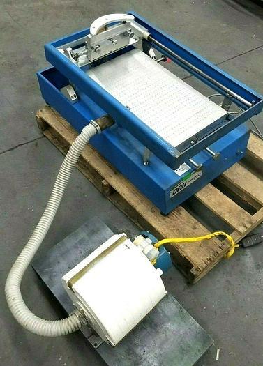 Used DEK Model 250 Screen Printing Machine with Vacuum