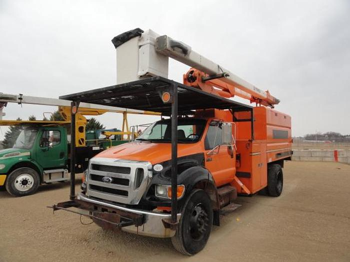 Used 2010 FORD F750