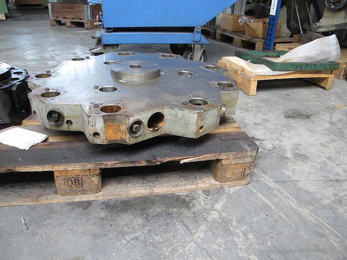 Werkzeugrevolverscheibe fuer 12 Werkzeuge Durchmesser 82mm