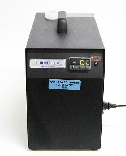 Used Melcor Laird MRC150DH2-HT-DV Benchtop Recirculating Chiller -0.1 (6350)