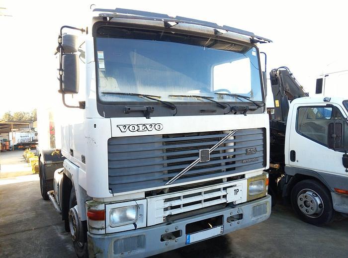 Used 1994 VOLVO F12 400 tractor unit