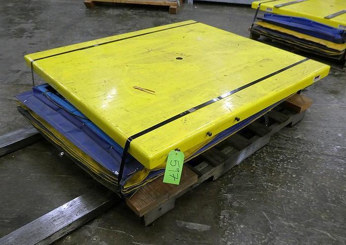 Used BISHAMON EZ LOADER MODEL EZ-30 3,000 LB. LOADER
