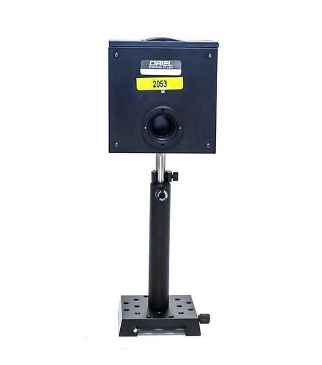 Used Newport Oriel Filter Wheel w/ Newport PRC Platform, 3 Wheels w/ 20 Filter (2053A