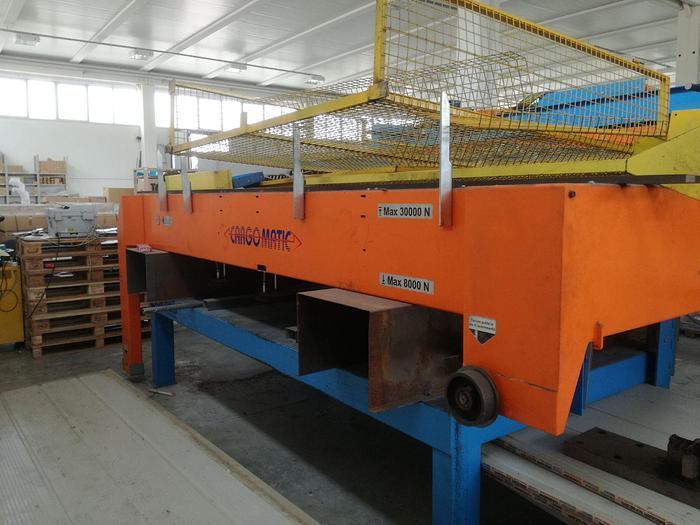 Usata Impianto di carico scarico lamiere SIDEROS