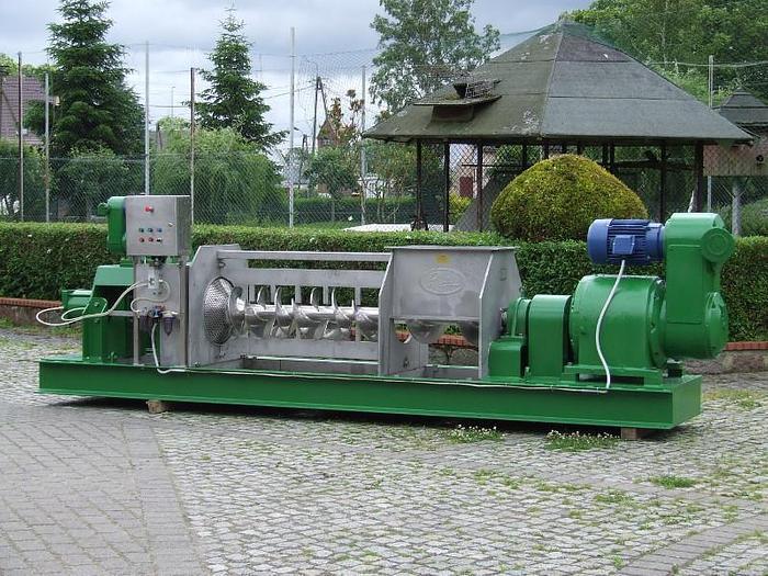 Używane Prasa separator ślimakowa z sitem szczelinowym RIETZ S-PRESS