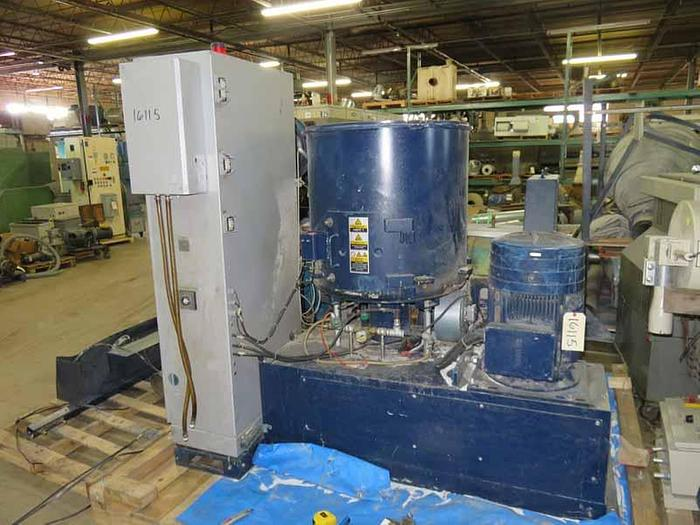Used EREMA LDPE/LLDEP FILM RECLAIM LINE MODEL KAG800/63