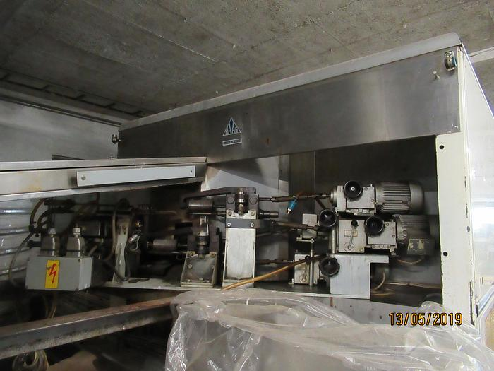 Rolled Wafer Stick Oven