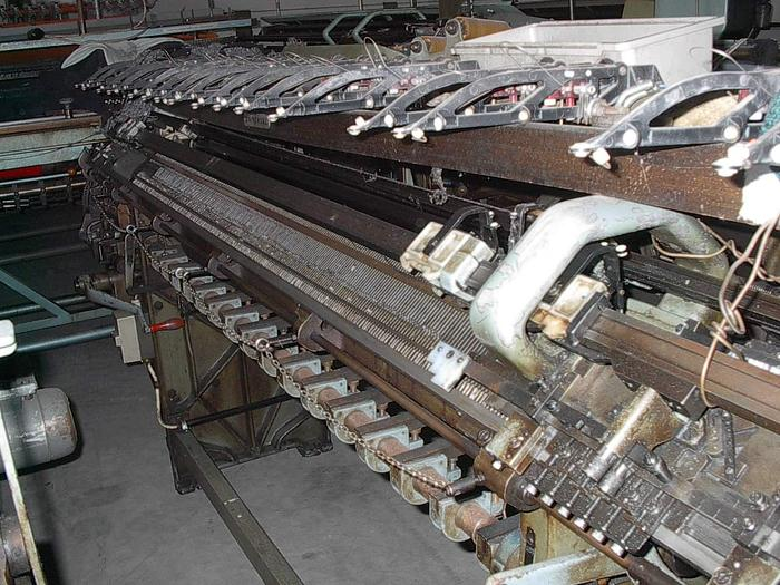 Gebraucht Flachstrickmaschine UNIVERSAL  MC1 E04/160