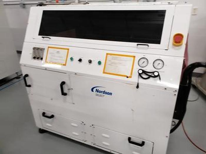 Used Nordson   Select ACE NOVO-103 KISS Selective soldering machine 2017