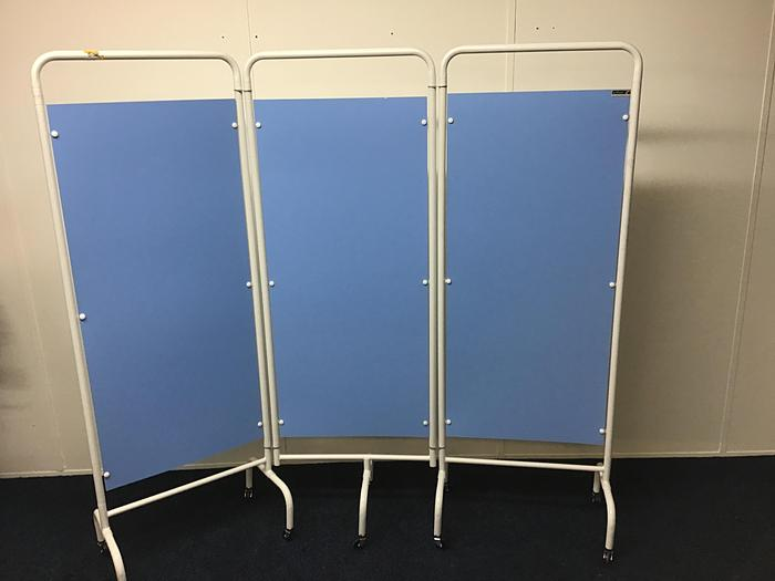 Sunnflower  3 panel partition screen