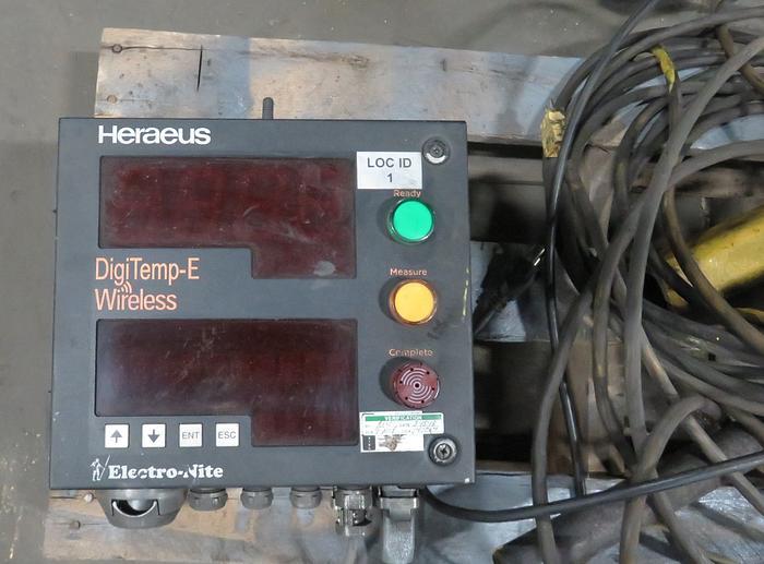 HERAEUS ELECTRO- NITE E4 DIGITEMP V24
