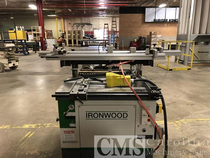 Used 2018 Ironwood BR23 Boring Machine