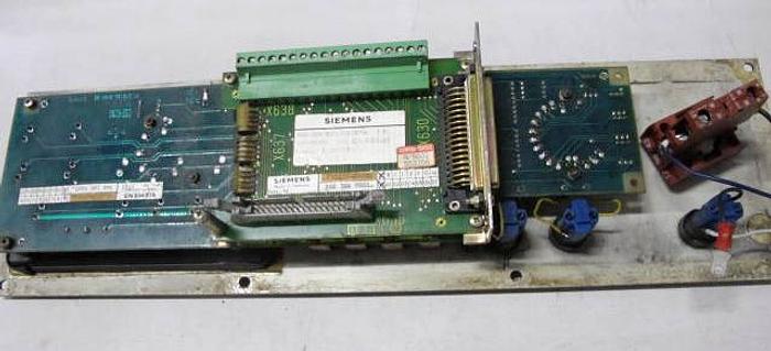 SIEMENS 3M Maschinensteuertafel SINUMERIK 584 025.9003.01