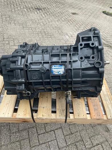 Refurbished Volvo ZTO1106
