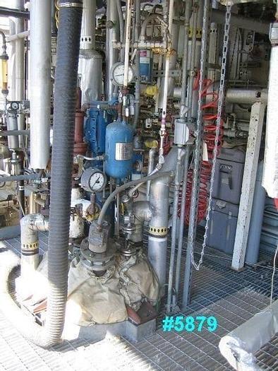 Used 50 GALLON RAS REACTOR – T-316 S/S 180 PSI/FV/150 PSI