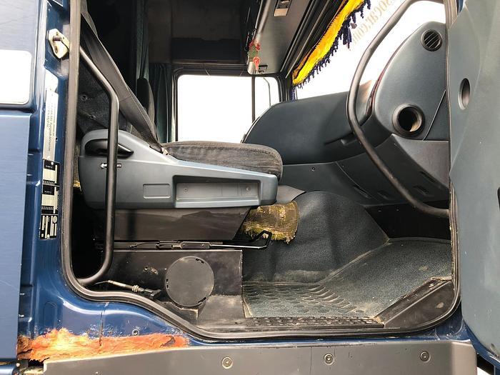 1999 DAF 95xf 480 6x4 euro 2 manual