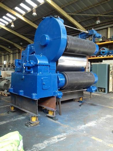 Used 1972 Berstorff GmbH Auma 1700 x 1000mm dia