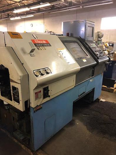 1995 MAZAK QT-20 CNC Lathe with Tailstock and T Plus control
