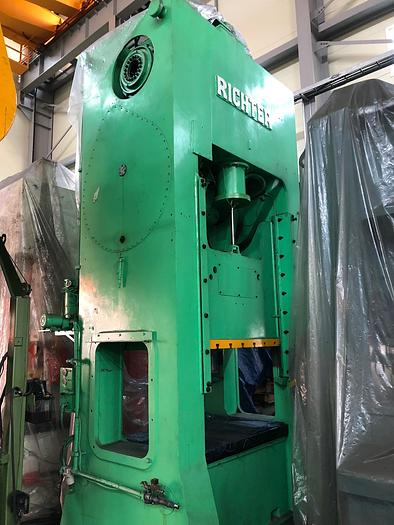 Used Press Trimming PED250
