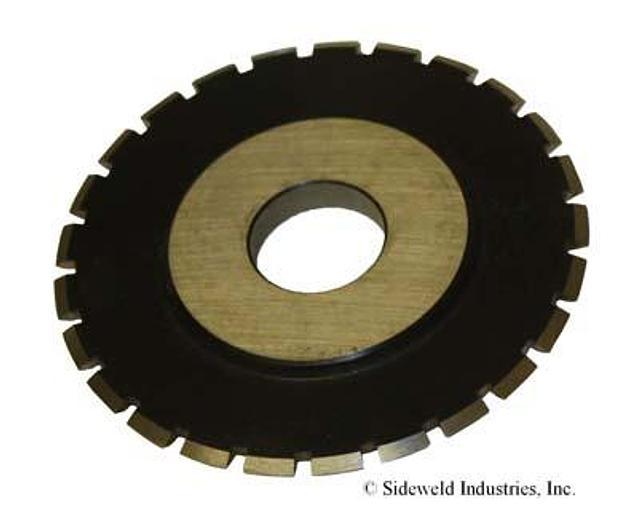 25 Tooth Air Serrating Wheel