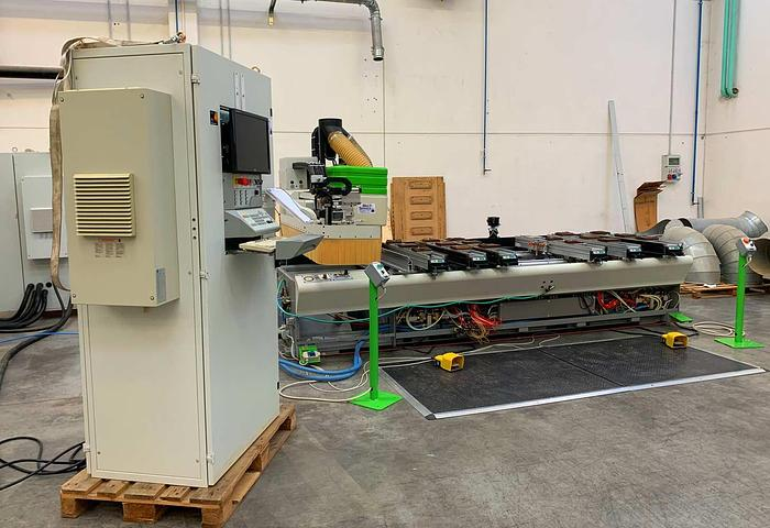 Used 1999 Biesse Italy CNC machining centre Biesse Rover 23