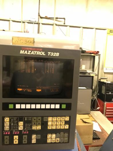 1994 Mazak Quick Turn 15N