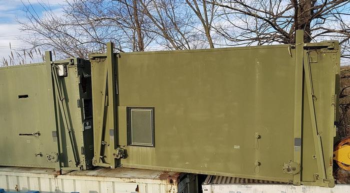 Usata Shelter Tipo 2 RP384-1 - RINALDO PIAGGIO Genova
