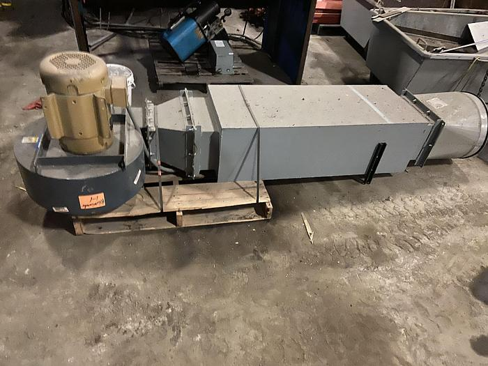 Used AIR PRO TYPE IEFB156-110 TRIM BLOWER  2012