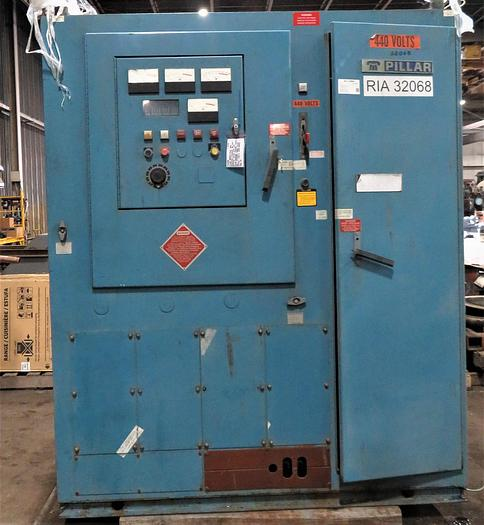 PILLAR AB5104-3012-MK8 INDUCTION FURNACE