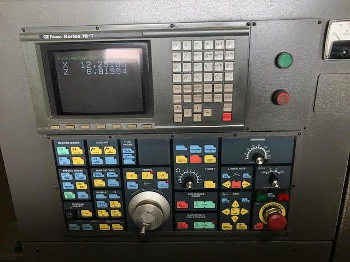 "1994 HARDINGE CONQUEST T-42SP ""SUPER PRECISION"" CNC TURNING CENTER"