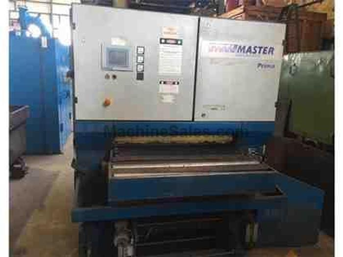 2003 Steelmaster Belt/Disc Grinding and Deburring Unit