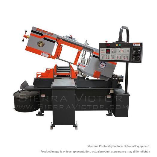 HE&M Horizontal Pivot Bandsaw H90A-4