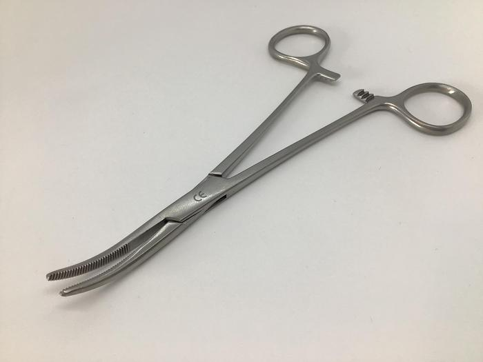 Forceps Artery Kilner Mosquito Curved 160mm