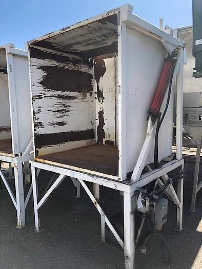 Hydraulic Bin Dumper