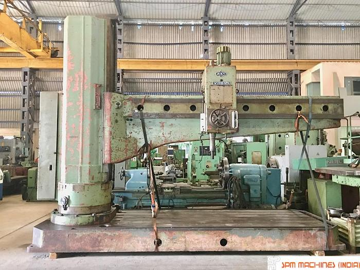 Used MAS VR84A Radial Drill