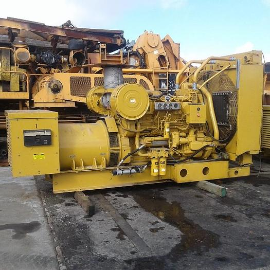 Used 1991 CATERPILLER 750KW GENSET