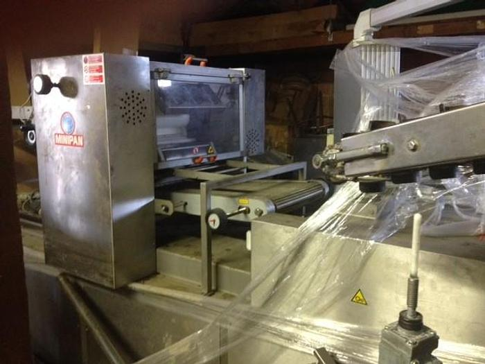 MINI PAN SHEETING LINE FOR FLAT BREAD