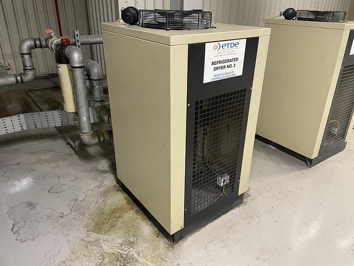 Used INGERSOLL RAND D950IN-A Refrigerated Air Dryer