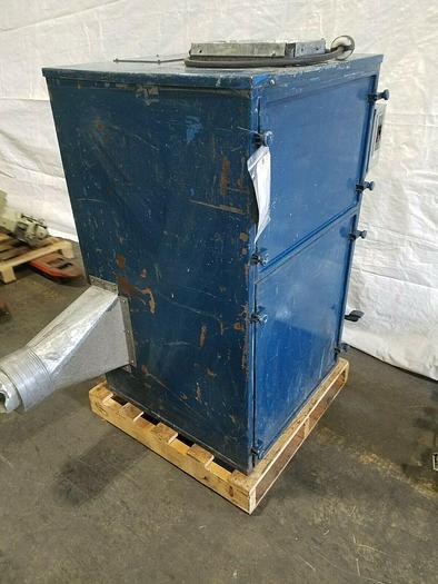 Used Donaldson Torit Dust Collector 3 HP 800 CFM Vacuum